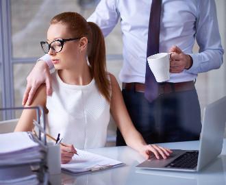Sexuelle Belastigung Am Arbeitsplatz So Konnen 0