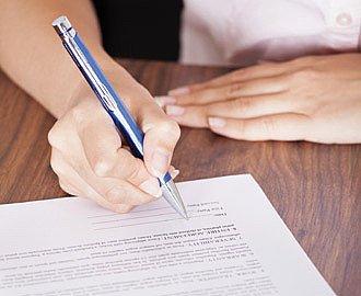 Arbeitsvertrag Schweiz Mögliche Formen