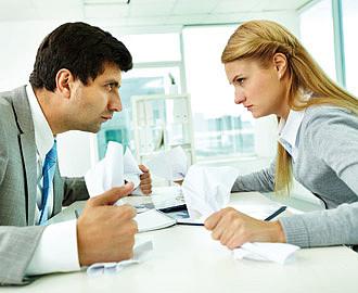 aggressives Mitarbeiterverhalten