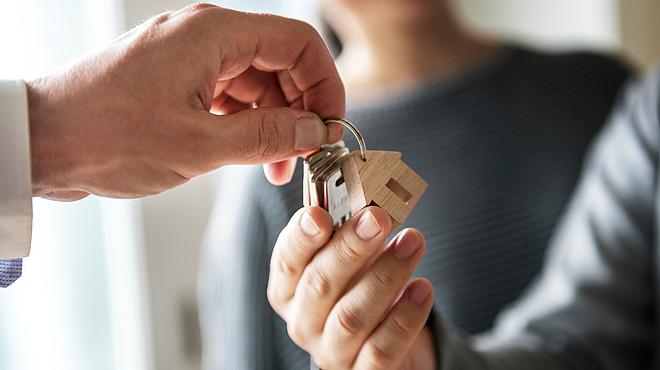 Immobilienübertragung