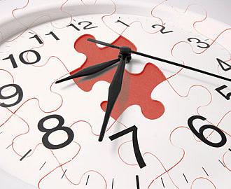 L'horaire fluctuant