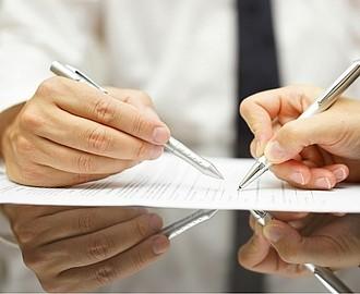 Modification d'un contrat de travail