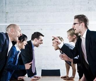 Konflikte im Job