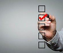 Checkliste Mehrwertsteuer