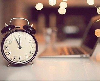 La saisie du temps de travail