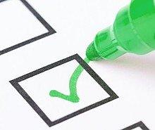 Checkliste Jahresabschluss