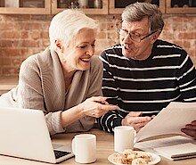 Ordentliche Pensionierung