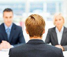 L'entretien d'embauche