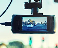 Dashcam-Aufnahmen