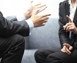 Discussions pénibles