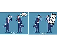 Kommunikation in der neuen Arbeitswelt