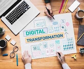 Digitalisierung im Finanzbereich