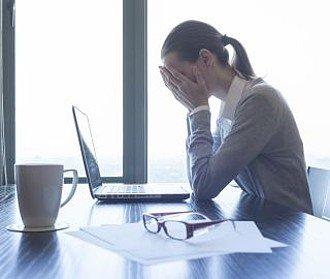 Trauer im Büro