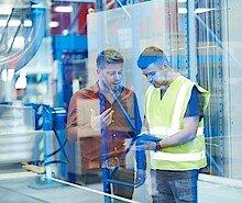 Prozessoptimierung in der Industrie