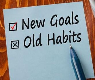 Gewohnheit ändern