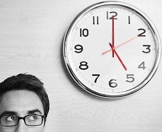 L'enregistrement du temps de travail