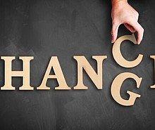 Wechsel Rechnungslegungsstandard