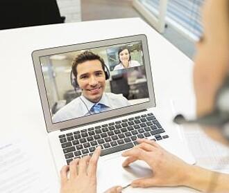Virtuelle Mitarbeitergespräche