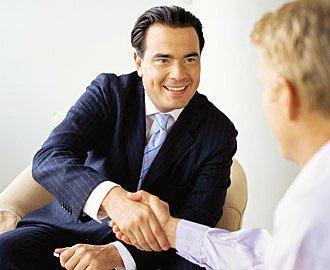 Verkaufsgespräch