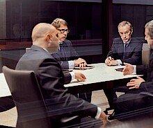 Verwaltungsratssitzung