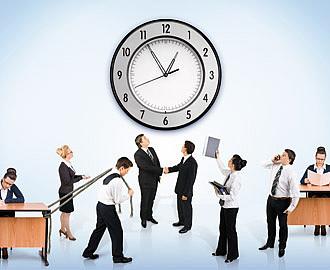Règlement de l'horaire flexible de travail