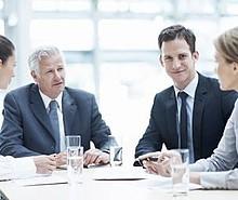 Kommunikation im Meeting