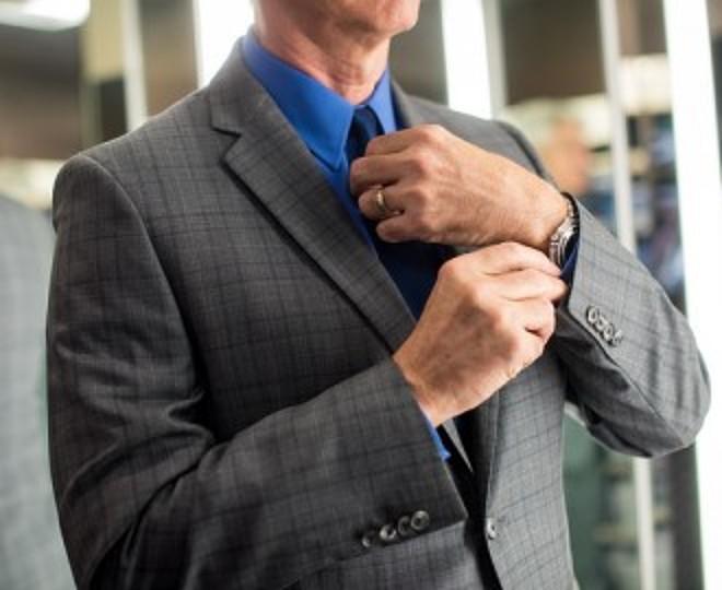 Blau schwarzes kleid psychologie
