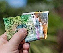 Taggeld