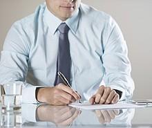 Rédaction du certificat de travail