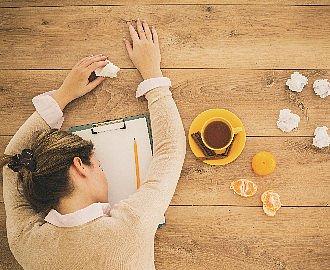 Arbeit trotz Krankheit
