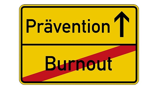 Burnout-Anzeichen