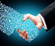 Digitalisierte Wirtschaft
