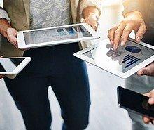 iPhone und iPad