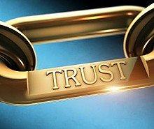 Kundenvertrauen